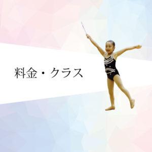 松戸・柏_バトントワリング教室__料金